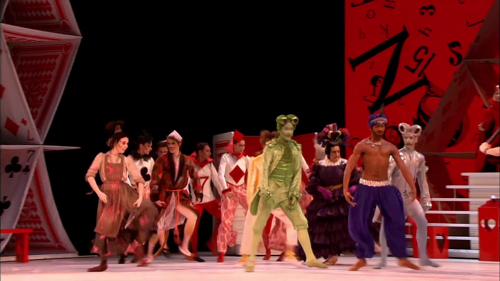 'Alicja w Krainie Czarów' z londyńskiej  Opery Królewskiej w sierpniu w Multikinie